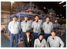 世界トップシェア製造業での製品の組立作業