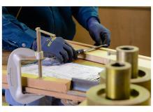 ミドルが活躍できる住宅用木材のパーツ加工