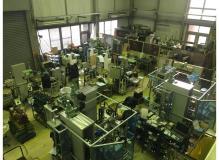 産業用機械の電気設計・配線作業