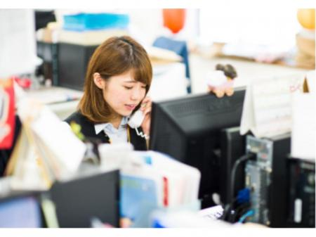 未経験OK販促用品の生産を支える事務職