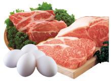 岡山県産のお肉と卵の販路拡大営業