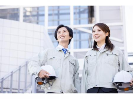 上下水道場での水処理機械の施工管理(主任技術者)