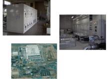 電気工事士の作業風景