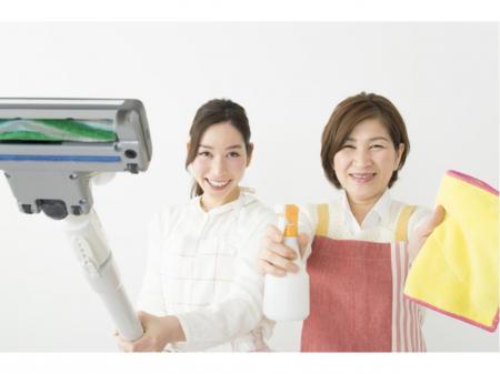 扶養範囲内での勤務も可能な工場内清掃作業