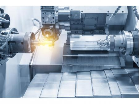 工作機械の技術指導