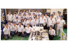 工作機械メーカーでの切削専用機の組立(部長もしくは課長候補)