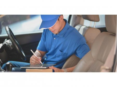 未経験も普通免許AT限定もOKルート配送ドライバー