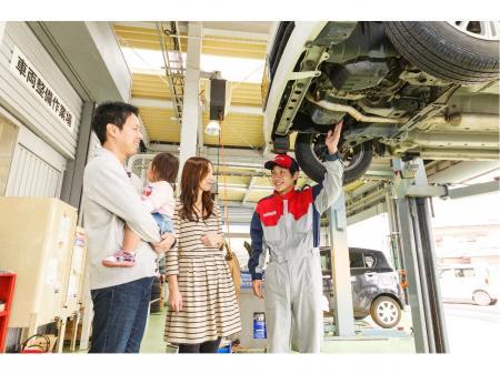 予防整備を中心とした自動車整備士(動画有り)