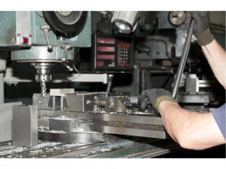 農機具部品メーカーでのカンタン機械操作