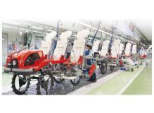 農業機械メーカーでの生産技術職