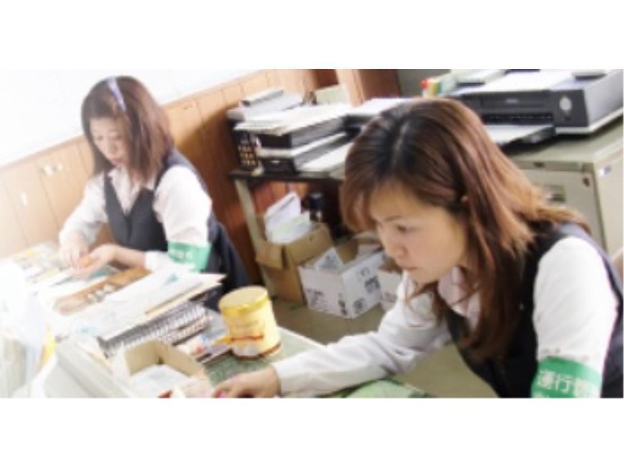 部門責任者も目指せる地元優良物流会社での人事係長候補