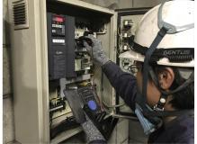全くの未経験から一生モノの技術が身に付く電気工事スタッフ
