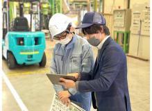地域社会の採用課題を解決に導く営業職