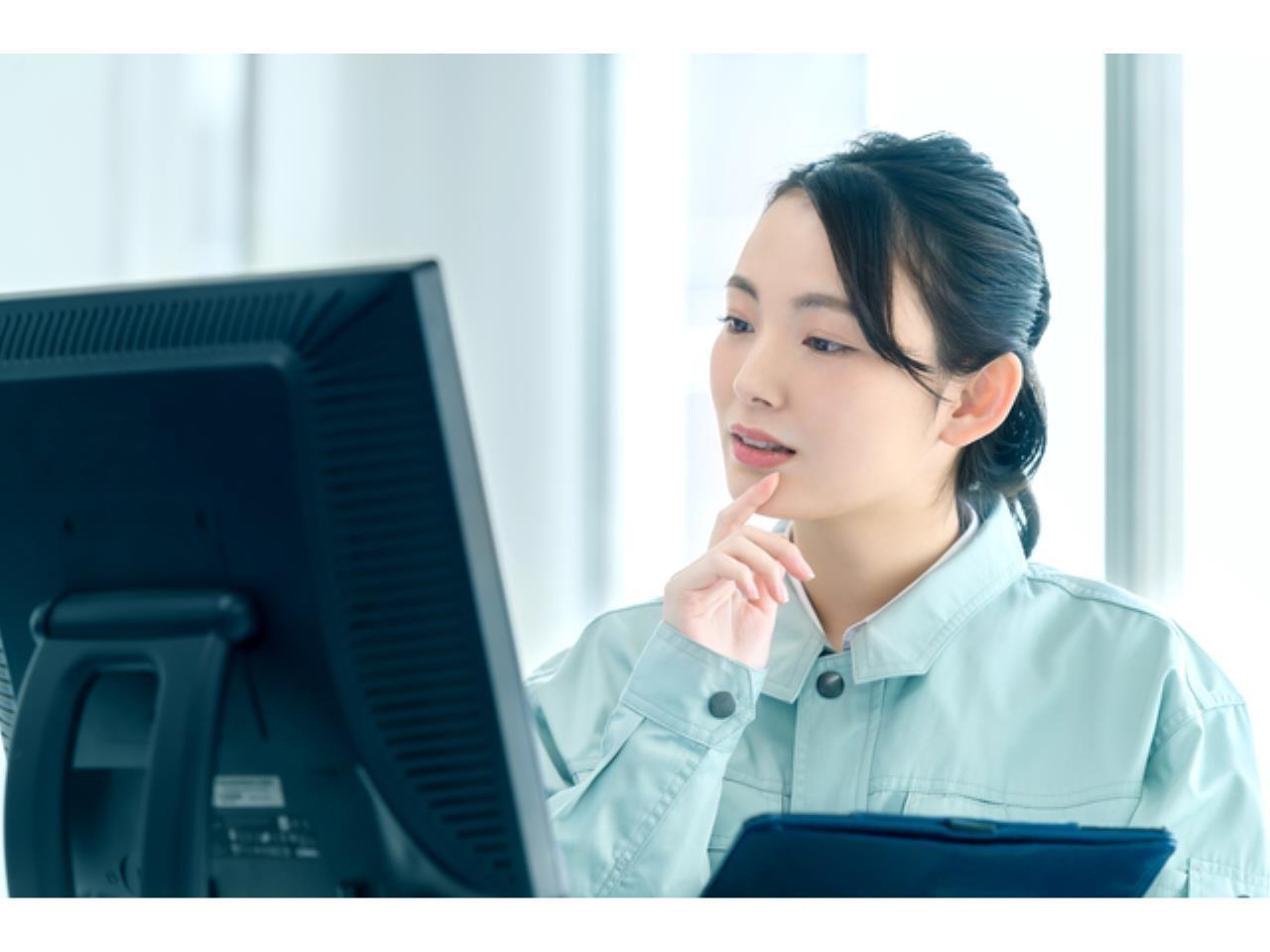 社員採用実績あり!部品の在庫管理と入力業務