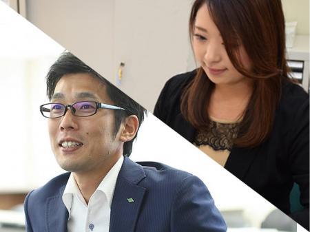 企業と求職者の出会いをつくる営業・サポートスタッフ(動画有り)