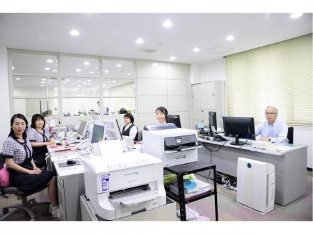 日程調整など健康診断に関する打ち合わせ業務メインのルート営業