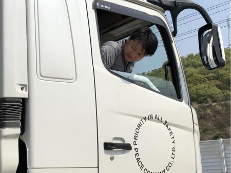 稼げる給料!!頑張れば月収35万円も♪ダンプ運転手(トレーラー運転手同時募集中)
